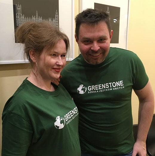 GREENSTONE T-SHIRTS